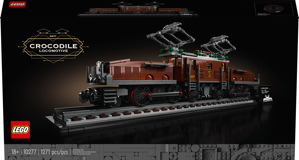 10277 Crocodile Locomotive Announce 10